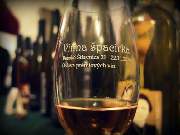 Štiavnická vínna špacírka 2016