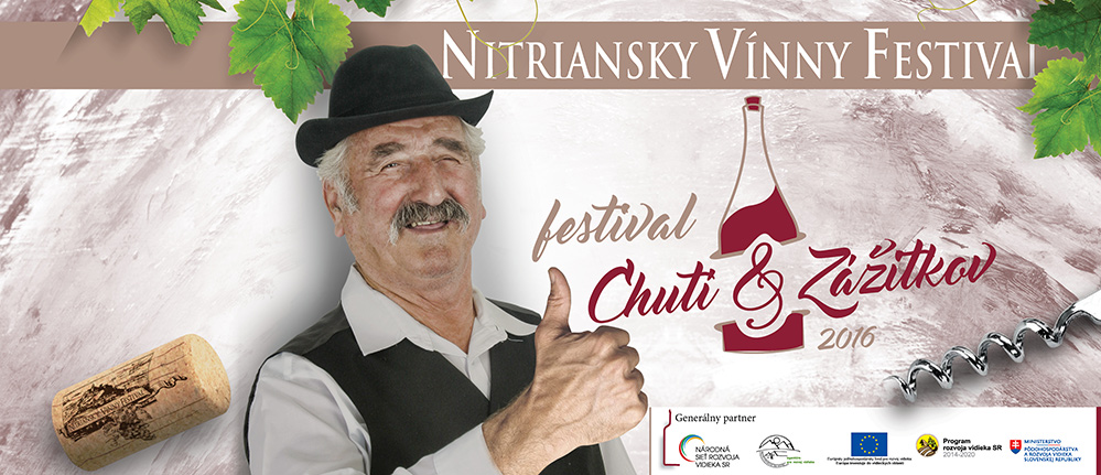 Nitriansky vínny festival 2016