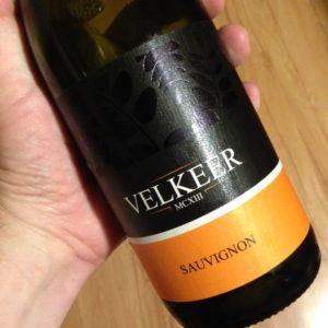 Sauvignon, ročník 2014 (Velkeer)