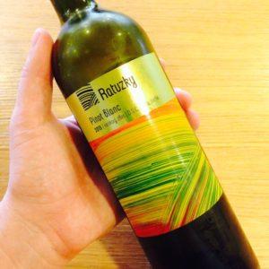 Pinot Blanc, ročník 2015 (Víno Ratuzky)
