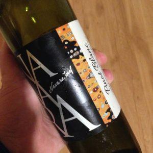 Pinot Blanc, ročník 2015 (NaVin)