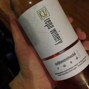 Svätovavrinecké, ročník 2014 (Repa Winery)