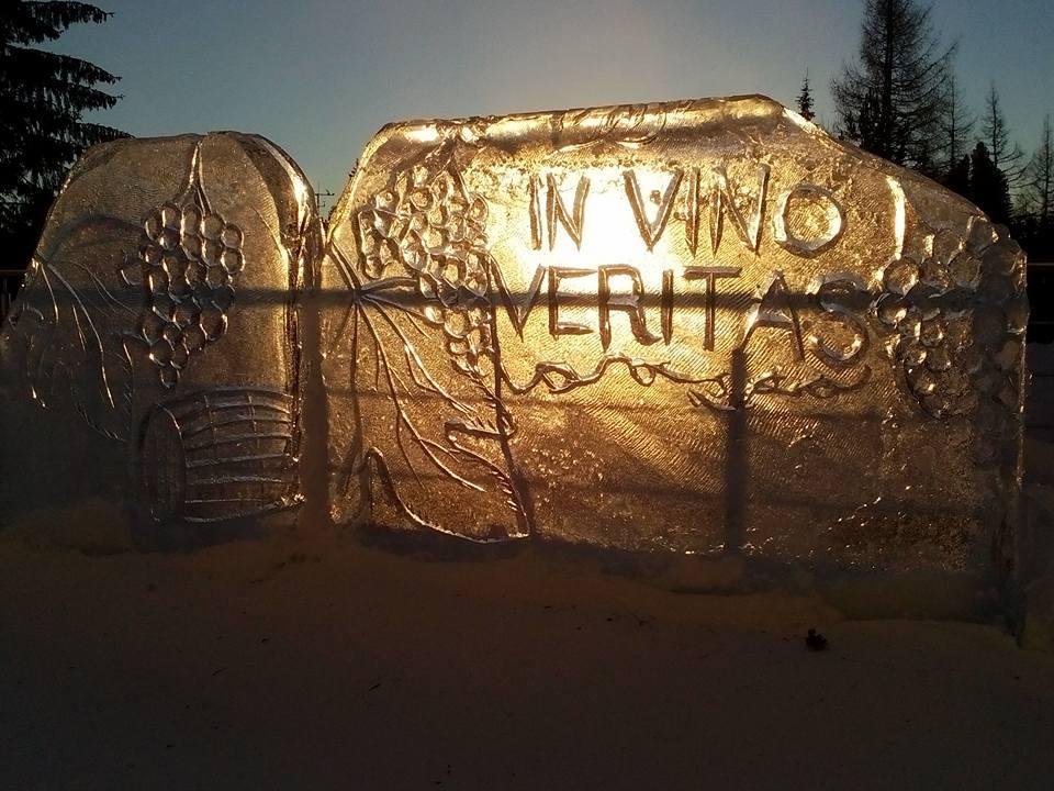 Hromadná sabráž na Festivale ľadového vína bola úspešná