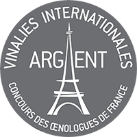 Vinalies Internationales 2017 - Silver medal