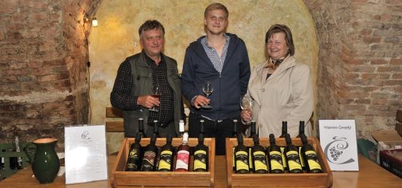 Vinohradníctvo a vinárstvo Čavojský