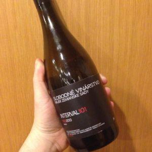 Interval 101, ročník 2013 (Slobodné vinárstvo)