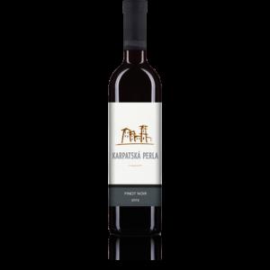 Pinot Noir, ročník 2012 (Karpatská Perla)
