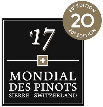 Mondial des Pinots 2017 - výsledky