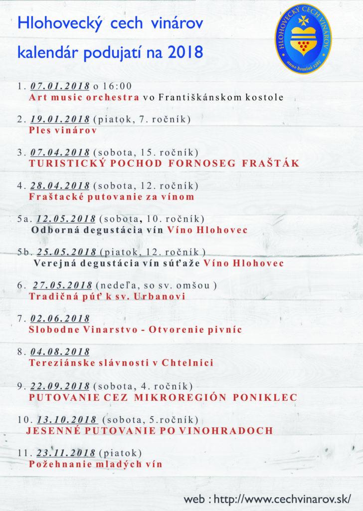 hlohovecky_cech_vinarov_kalendar_podujati_2018
