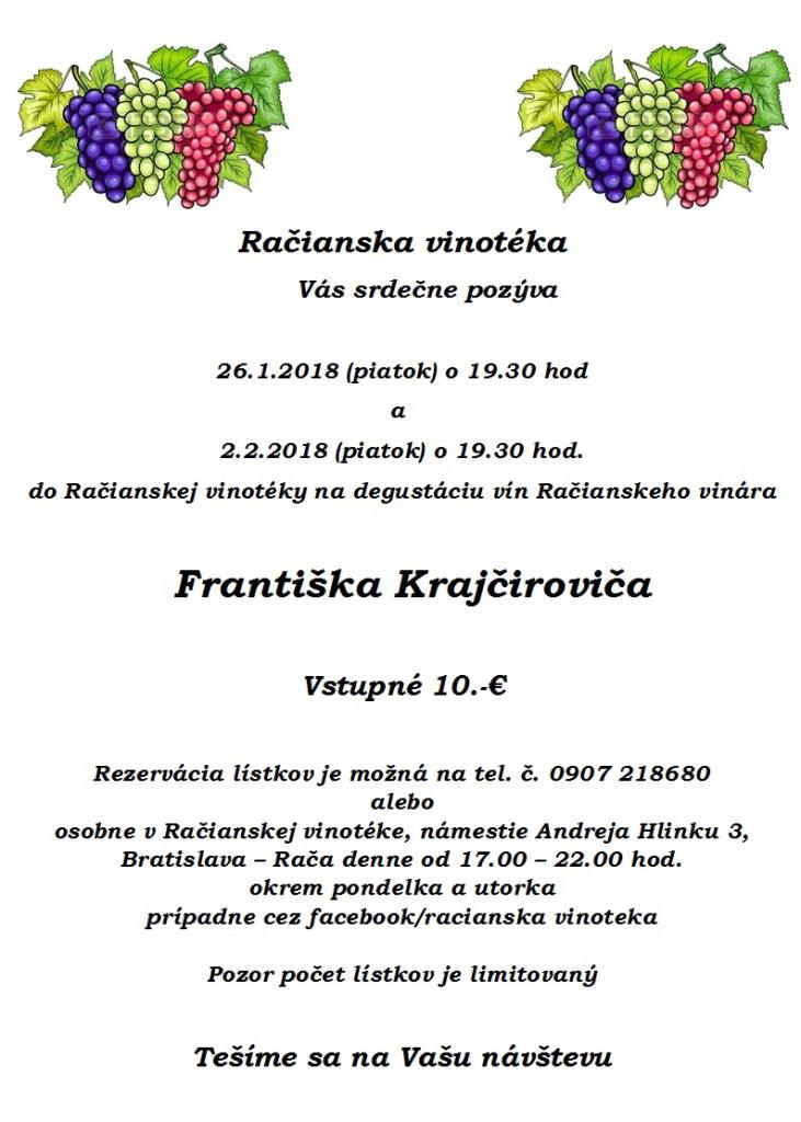 pozvánka-na-degustáciu-26.1.-a-2.2.2018