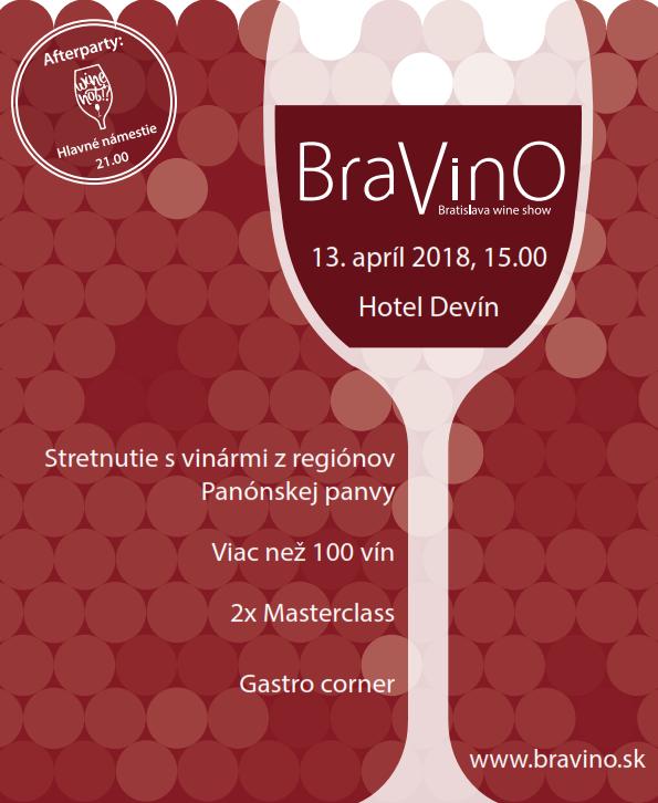 BraVinO Wine Show 2018