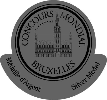 mondial de bruxelles 2018 silver medal