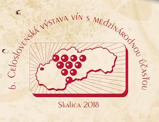 Celoslovenská výstava vín s medzinárodnou účasťou Skalica 2018