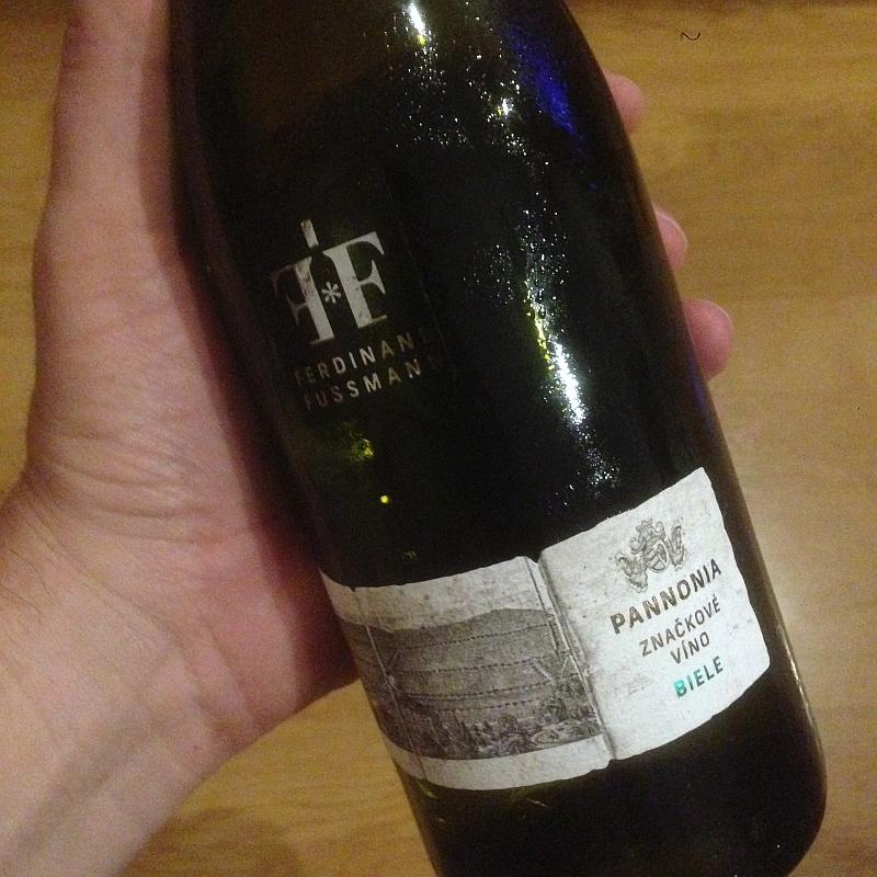 Pannonia, ročník 2015 od vinárstva Golguz.