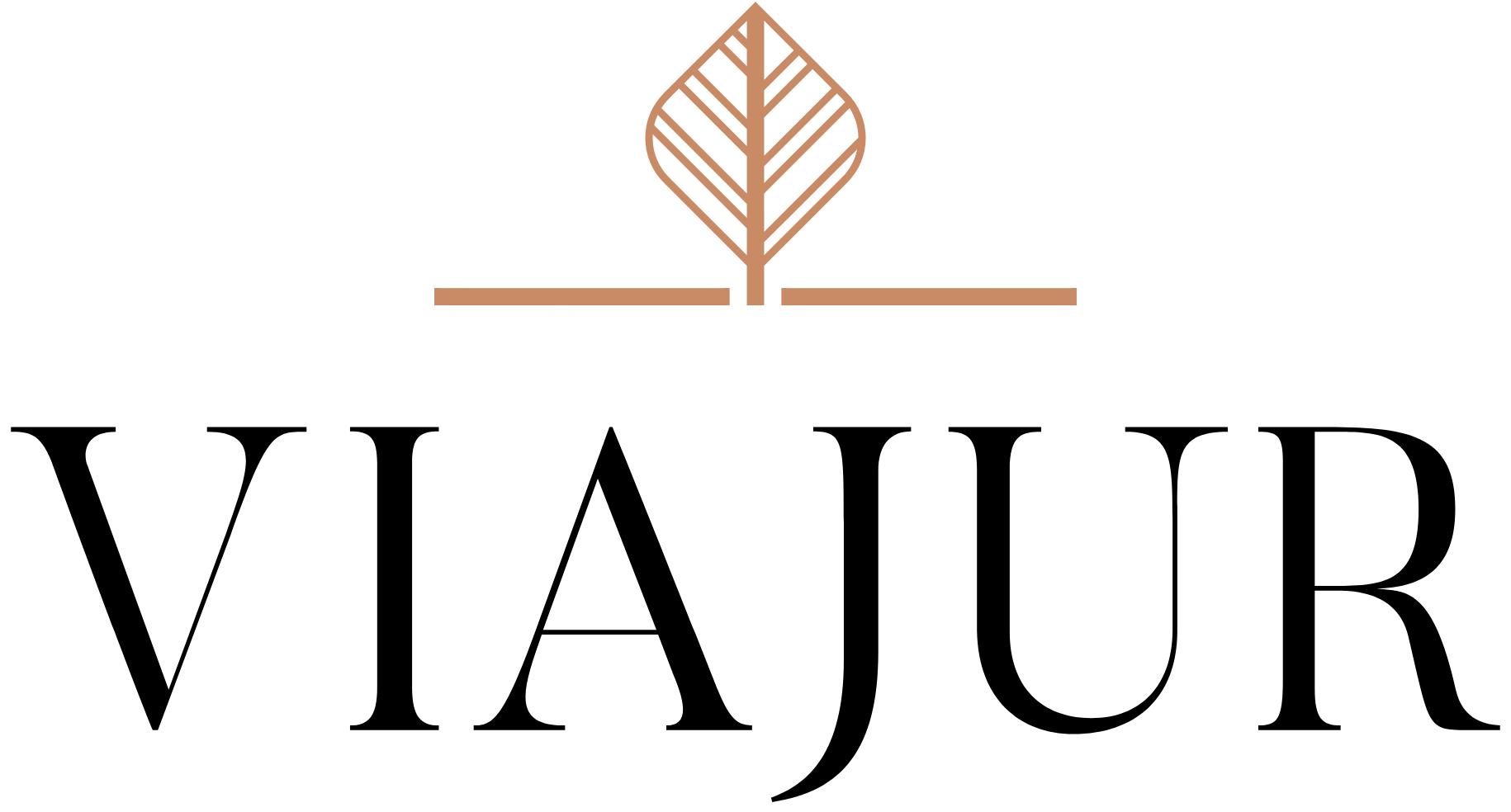 viajur logo