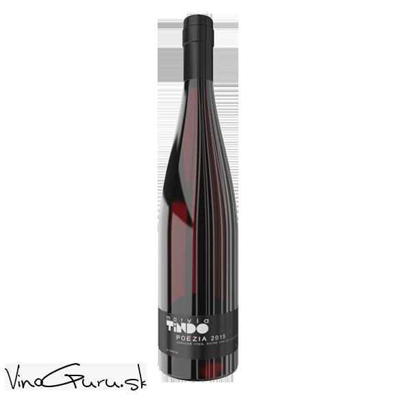 Poézia, ročník 2015 od vinárstva Marvla Tindo.