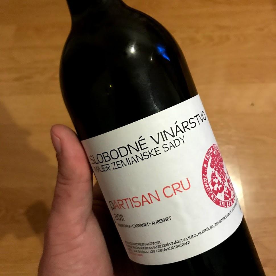 pARTISAN, ročník 2011 - Slobodné vinárstvo.