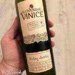Rizling vlašský, ročník 2017 (Slovenské vinice)